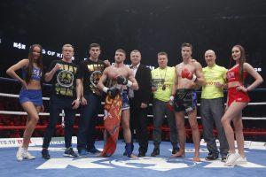 Bušido turnyre Vilniuje – dešimt lietuvių pergalių ir šeši nokautai