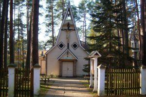Kulautuvos bendruomenė pasiryžo statyti bažnyčią