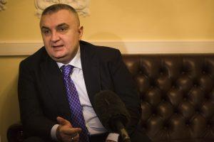 Albanijos parlamentas naująjį prezidentą rinks balandžio 19 dieną