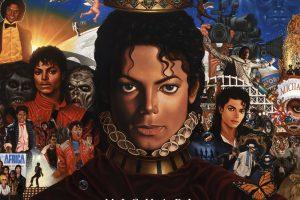 """Pasirodys trimatė M. Jacksono hito """"Thriller"""" versija"""