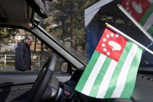 Lietuva smerkia Sirijos sprendimą nepriklausomais pripažinti Gruzijos regionus