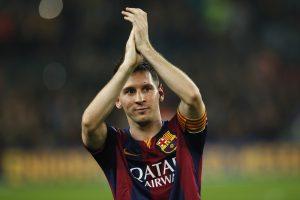"""L. Messi – geriausias 2015 metų pasaulio futbolininkas pagal """"The Guardian"""" versiją"""