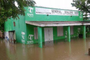 Malavyje per potvynį žuvusių žmonių skaičius artėja prie 200