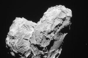 """Europos kosminis aparatas """"Rosetta"""" baigia savo kosminę odisėją"""
