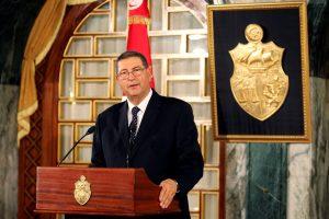 Tuniso premjeras H. Essidas pralaimėjo parlamento balsavimą dėl nepasitikėjimo