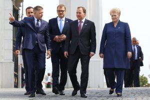 D. Grybauskaitė: Europos valstybių lyderiams reikia daugiau atsakomybės ir drąsos