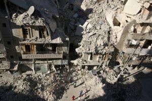 R. Bogdanas apie padėtį Sirijoje: diplomatijos galimybės šiame konflikte yra išsemtos