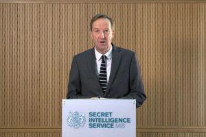 Žvalgybos vadovas: Britanija susiduria su precedento neturinčia teroro grėsme