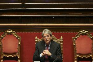Italija: P. Gentiloni baigia ilgą kelią į valdžią