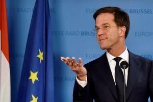 Nyderlandų vyriausybė pritarė ES ir Ukrainos sutarties ratifikavimui