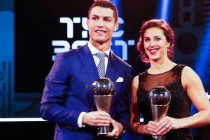 Geriausias pasaulio futbolininkas – C. Ronaldo, treneris – C. Ranieri