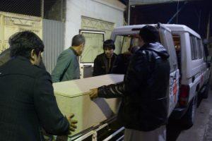 Afganistane nužudyti šeši Raudonojo Kryžiaus darbuotojai, du dingę
