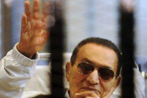 Egipte prokurorai nurodė paleisti iš kalėjimo H. Mubaraką