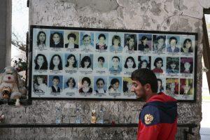 Per Beslano įkaitų dramą Rusija padarė rimtų klaidų