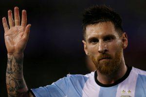 L. Messi diskvalifikacija – panaikinta