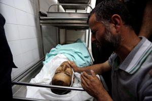 Palestina: Gazos ruože per Izraelio ataką žuvo palestinietis