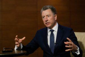 JAV pasiuntinys: Rusija visiška nieko nedaro konfliktui Ukrainoje nutraukti