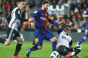 """Pirmasis P. Coutinho įvartis: """"Barcelona"""" – Karaliaus taurės finale"""