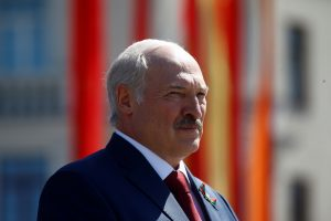 Baltarusijos prezidentas gali netolimoje ateityje aplankyti Latviją