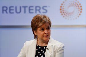 Škotijos vyriausybė siūlo leisti užsieniečiams balsuoti rinkimuose