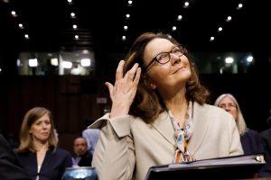 JAV Senatas patvirtino G. Haspel naująja CŽV direktore