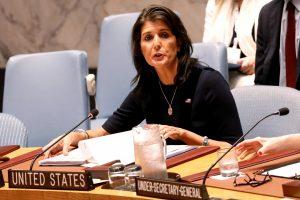 JAV ir Rusija Jungtinėse Tautose susirėmė dėl sankcijų Pchenjanui