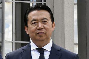 Žiniasklaida: dingęs Interpolo vadovas tikriausiai laikomas areštuotas Kinijoje