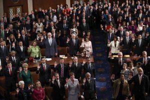JAV Kongresas sutiko iki gruodžio 8 dienos pratęsti vyriausybės finansavimą
