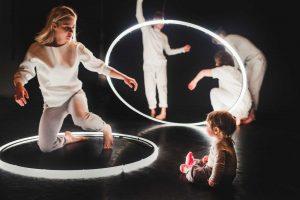 Choreografė D. A. Thelander: meno pasaulyje kūdikiai patiria diskriminaciją