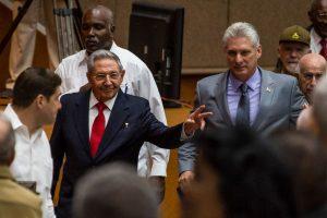 Vienintelis kandidatas į Kubos prezidentus – R. Castro pavaduotojas M. Diazas-Canelis