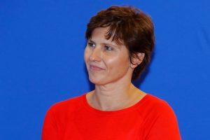 E. Macronas paskyrė du naujus ministrus
