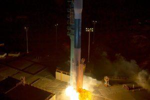 NASA į kosmosą paleido satelitą, stebėsiantį ledo sluoksnių pokyčius