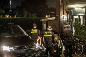 Nyderlanduose suimti įtariami teroristai turėjo 100 kg trašų bombai gaminti