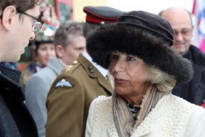 Kunigaikštienė Camilla gyrė Kroatijos aktyvistus