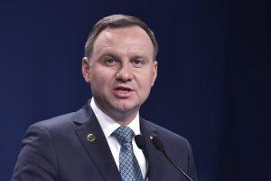 Lenkijoje Trijų jūrų iniciatyvos viršūnių susitikimo vieta perkelta į Varšuvą
