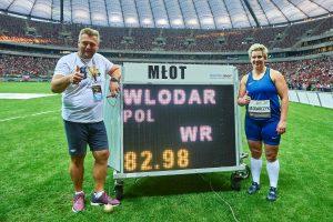 Lenkijos kūjo metikė pagerino pasaulio rekordą