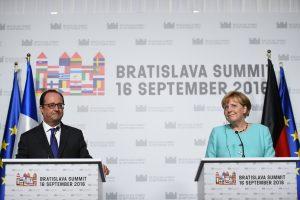 ES lyderiai susitarė parengti patrauklią Bendrijos viziją