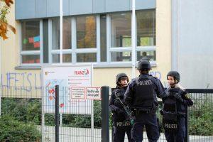 Vokietijoje per šaudymą grožio salone žuvo vyras, sužeista moteris