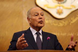 Arabų lygos vadovas perspėja, kad Izraelis gali įžiebti religinį karą
