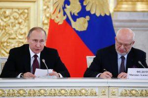 V. Putinas: nesuprantu, kas yra nepriklausomo prokuroro institucija