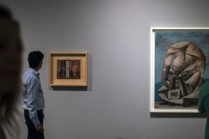 Madride rengiama didžiulė P. Picasso darbų paroda