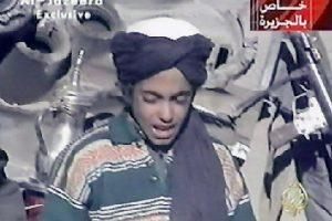 JAV įtraukė O. bin Ladeno sūnų į juodąjį teroristų sąrašą