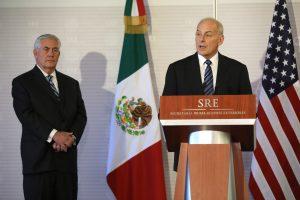 JAV žada Meksikai: jokių masinių deportavimų ar karinių pajėgų naudojimo
