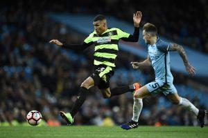 """FA taurė: S. Aguero dublis atvedė """"Manchester City"""" į ketvirtfinalį"""