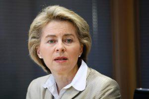Gynybos ministrė: Berlynas NATO aljansui nieko neskolingas