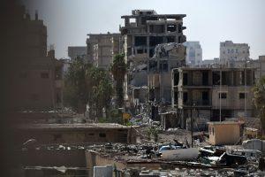 Per antskrydžius Sirijoje žuvo 7 žmonės