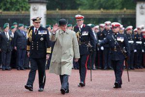 96-erių metų princas Philipas oficialiai baigė eiti savo karališkąsias pareigas