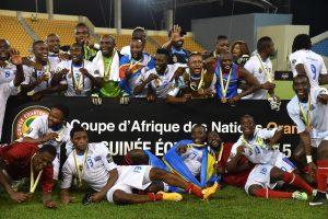 Afrikos futbolo čempionato bronzą pelnė Kongo Demokratinės Respublikos rinktinė