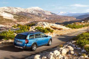 "Naujasis ""Dacia Logan MCV Stepway"""