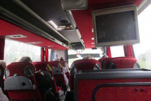 Geros naujienos tėveliams, keliaujantiems su vaikais autobusais